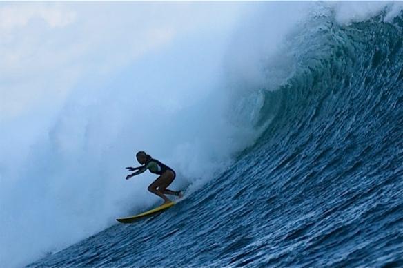 Annie Doyle Big Wave