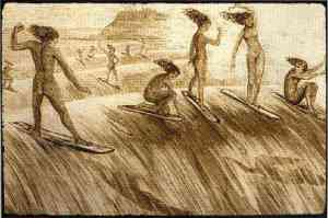 ancient Hi surfing