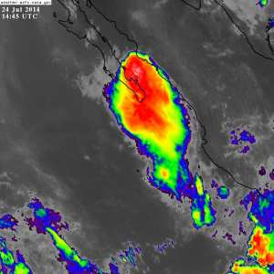 Satellite imagery 24July2014